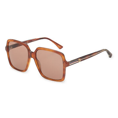 Gucci GG0375S-004 Women's 56 Pink Lens (Gucci Shades Pink)