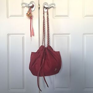 Agnes.b Classic Chain Bag RED Keilor Brimbank Area Preview