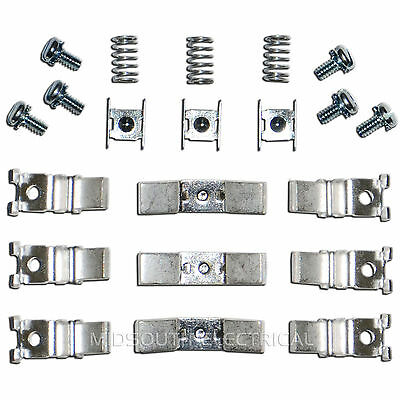 9998SL3 SQUARE D SIZE 1, 30 AMP 3 POLE TYPE SC/S REPLACEMENT CONTACT KIT-SES
