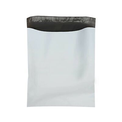 Progo 100 Ct 14.5x19 Large Size Self-seal Poly Mailers. Tear-proof Water-res...