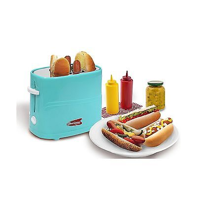 Elite Cuisine ECT-304BL Maxi-Matic Hot Dog Toaster Downhearted Free Shipping