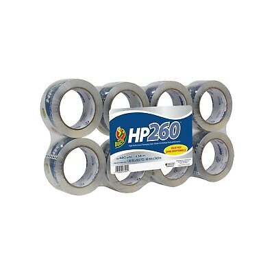 Duck HP260 Packing Tape Refill, 8 Rolls 1.88 Inch x 60 Yard Clear (1067839)
