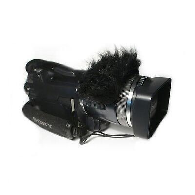Gutmann Mikrofon Windschutz für Panasonic Camcorder Handycam