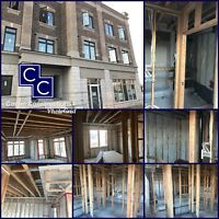 Drywall Contractor Residential / Commercial
