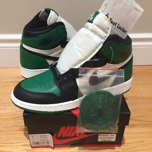 SIZE 6.5Y + 7Y: PINE GREEN AIR JORDAN 1s GS - RARE!