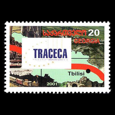 Georgia 2001 - Great Silk Route 26 - Sc 272 MNH
