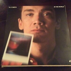 G.E. Smith In The World Vinyl