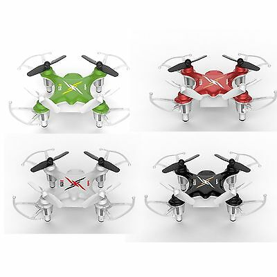 2017 New Syma X12S Nano 4CH 6-Axis Gyro RC Quadcopter Mini Drone RTF UFO US Ship