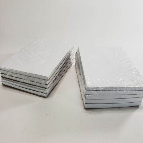 """10 Pads 3 x 5"""" Sheets White Scratch / Note Pads Memo"""
