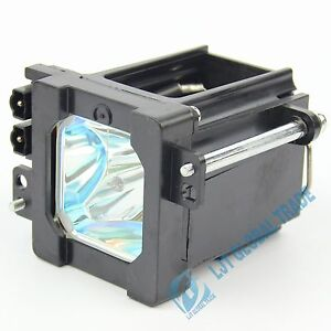 ts cl110uaa replacement tv lamp with housing for jvc tvs. Black Bedroom Furniture Sets. Home Design Ideas