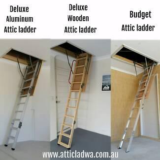 ATTIC LADDERS FOR SALE FROM $295 DIY | Building Materials | Gumtree Australia Joondalup Area - Mullaloo | 1167730800 & ATTIC LADDERS FOR SALE FROM $295 DIY | Building Materials | Gumtree ...