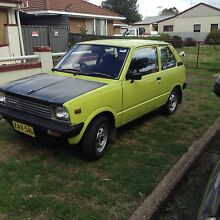 SUZUKI 3 CYLINDER HATCH 1984 Dubbo Dubbo Area Preview