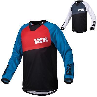 IXS Pivot 6.1 Trail Kinder Jersey Fahrrad Shirt Langarm MTB Trikot Mountainbike