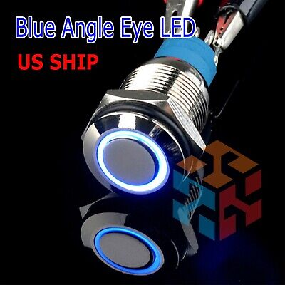 """Fit: Toyota REAR DIFF LOCK White Backlit Switch Tall Push Button 1.54/""""x 0.83/"""""""