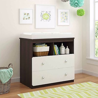Diaper Changing Table Organizer Baby Dresser Nursery Storage Infant Toddler Draw (Diaper Drawing)