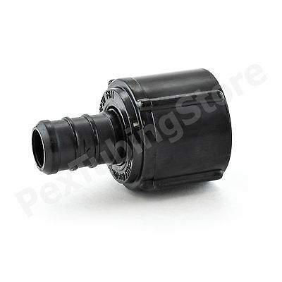 100 12 Pex X 12 Swivel Fnpt Adapters - Poly Alloy Lead-free Crimp Fittings