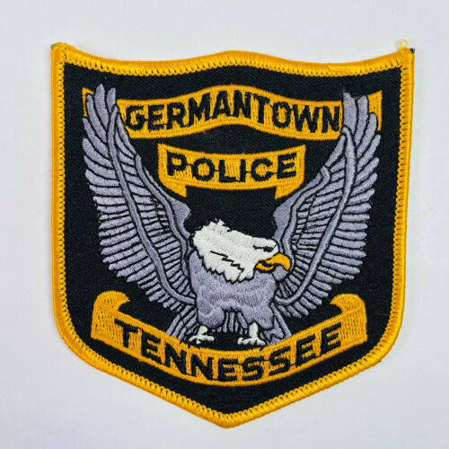 Germantown Police Tennessee Patch