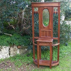 Antique Style Hallstand Martin Gosnells Area Preview