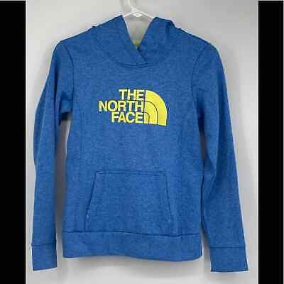 NWOTs Women's The North Face Blue & Yellow Hoodie