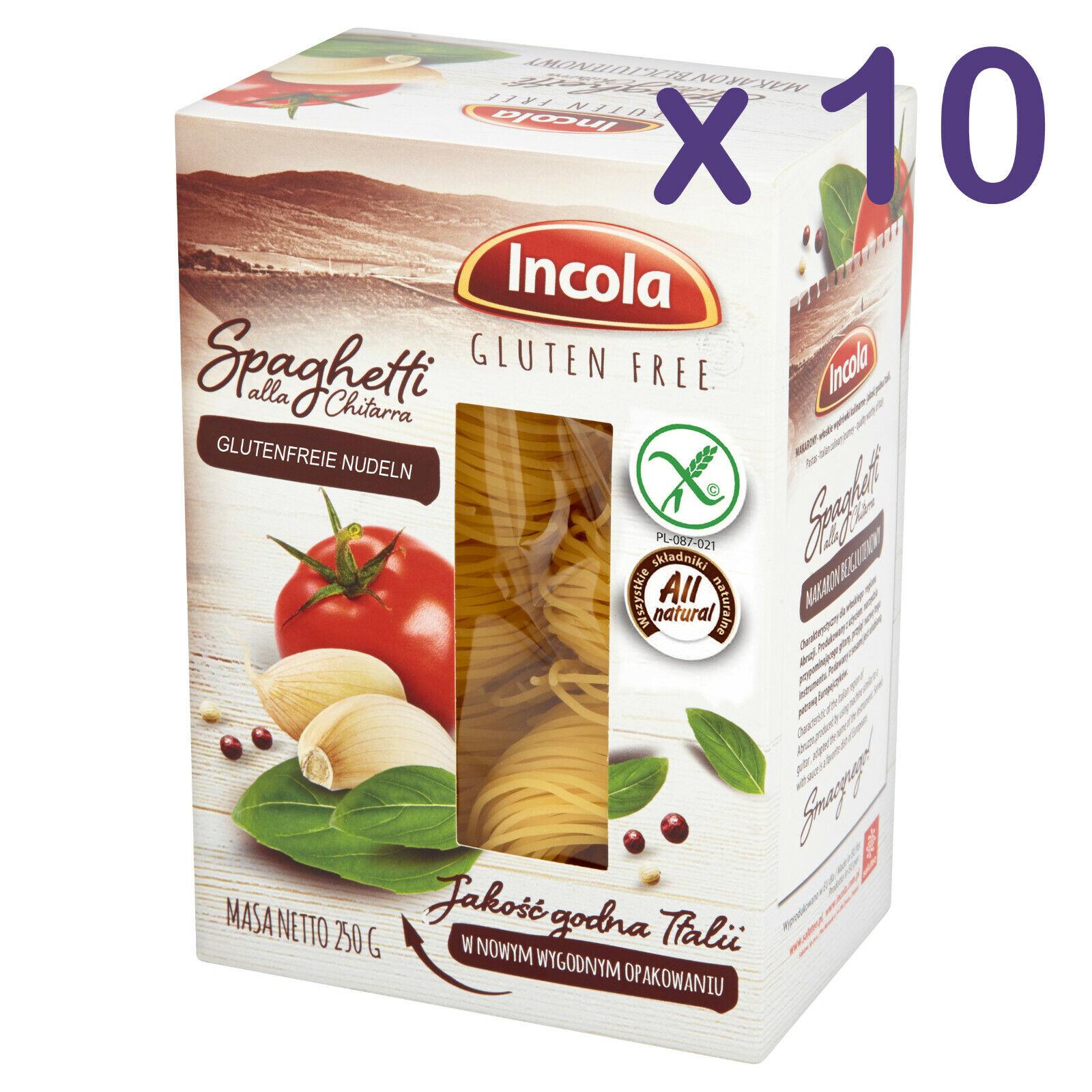 (10,36€/kg) GLUTENFREI Nudeln SPAGHETTI 2,5kg glutenfreie Pasta Weizenmehlfrei