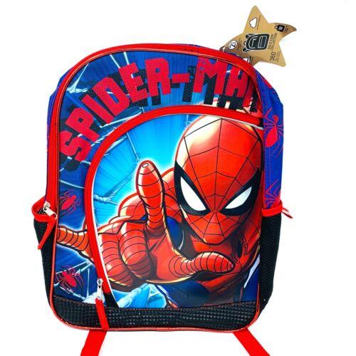 Fast Forward Marvel Spider-Man Kids Backpack - Please Read Description!