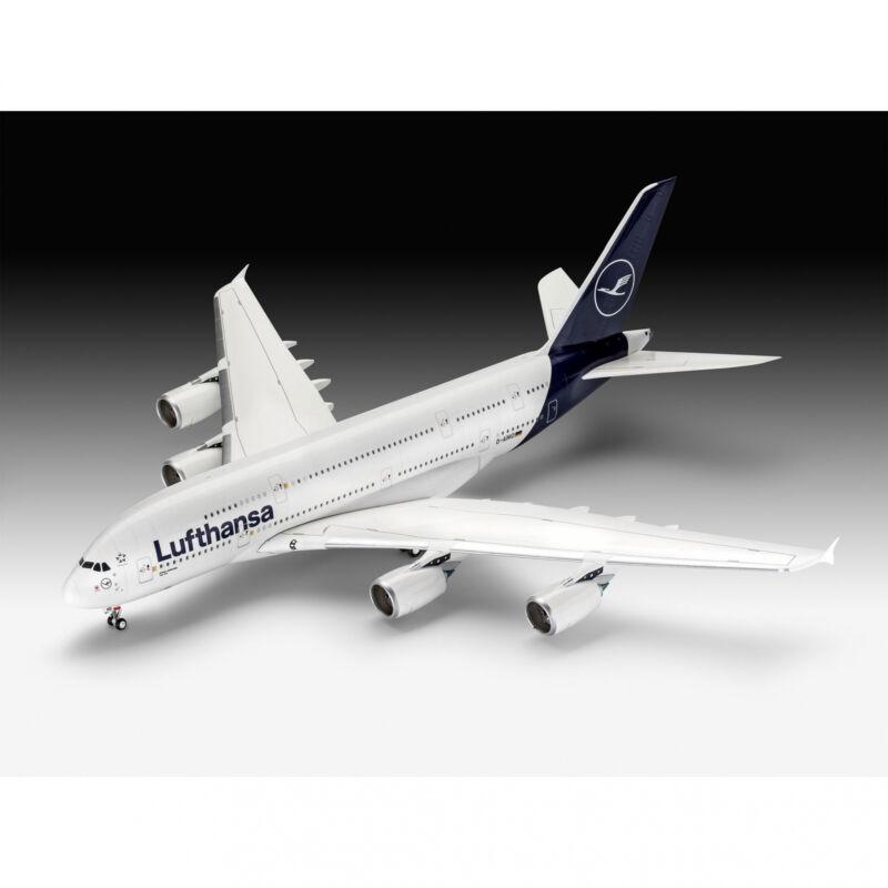 Revell Ag (Germany) 1/144 Airbus A380-800 Lufthansa New Li