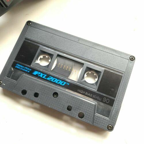 PXL2000 Pixelvision Cassette Tape to DVD Transfer Service (9ea tapes Lot)