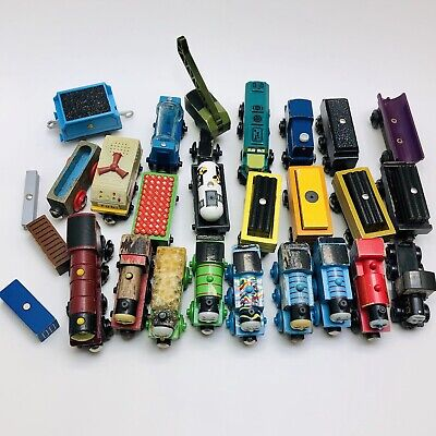 32 Piece Thomas & Friends Train Parts Repair Replacement Compatible LOT