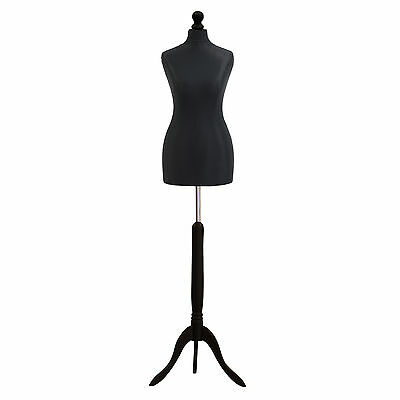 Size 1214 Female Tailors Dressmaker Mannequin Bust Fashion Dummy Torso Display