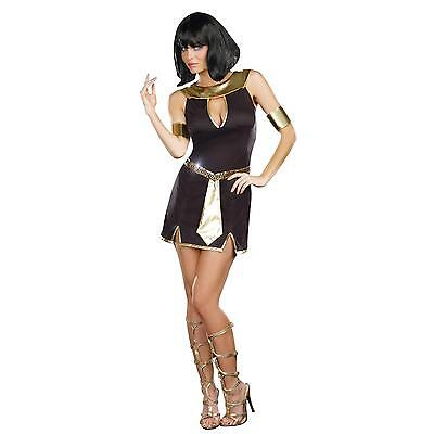 New Walk Like An Egyptian Halloween Costume Cleopatra  Dress