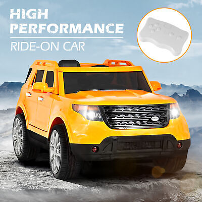 12V Electric Ride On Cars Truck Motorized Vehicles for Kids Remote Control