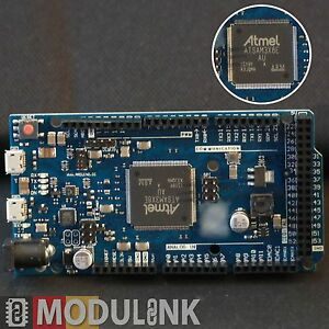 Arduino DUE kompatibel Entwicklungs Board 32-Bit ARM Cortex-M3 SAM3X8E USB *E16P