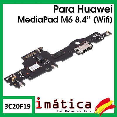 Platte Ladung Für Huawei Mediapad M6 8.4 Connector USB C Anschluss Vibrator Wifi