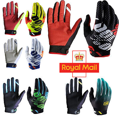 New Cycling Gloves Touchscreen BMX MTB Full Finger Dirtpaw Bike Riding Glove UK