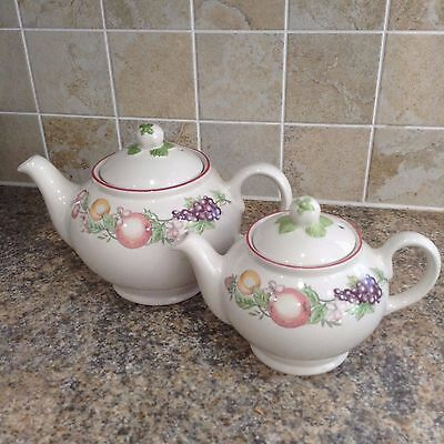 BOOTS ORCHARD LARGE TEA POT