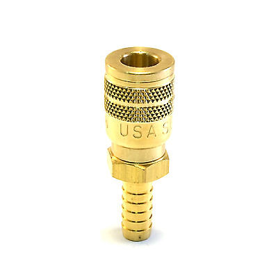 Foster Quick Connect 38 Id Hose Barb Stem Air Hose Coupler Dixon Style Fitting