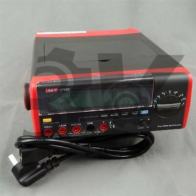 New Ut803 100khz Digital True Rms Bench Multimeter Usb Rs232 K Type Thermocouple