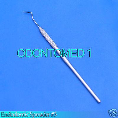 12 Endodontic Spreader 3 Dentist Lab Dental Instruments