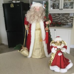 Mr. & Mrs. Claus