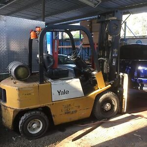 2.5 ton Yale forklift good machine Thagoona Ipswich City Preview