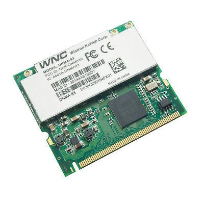 300Mbp 802.11a/b/g/n Wi-Fi WLAN MINI PCI Dual Wireless Card AR9160 DNMA-83  -