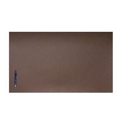 Dacasso 34-inch X 20-inch Desk Blotter Paper Pack Of 5 Brown