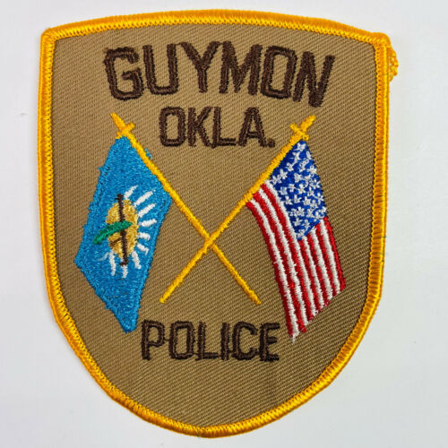 Guymon Police Texas County Oklahoma OK Patch
