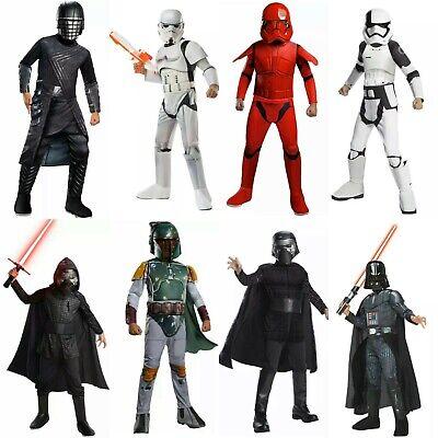 Rubie's Star Wars Boys' Deluxe - Boy Star Wars Kostüme