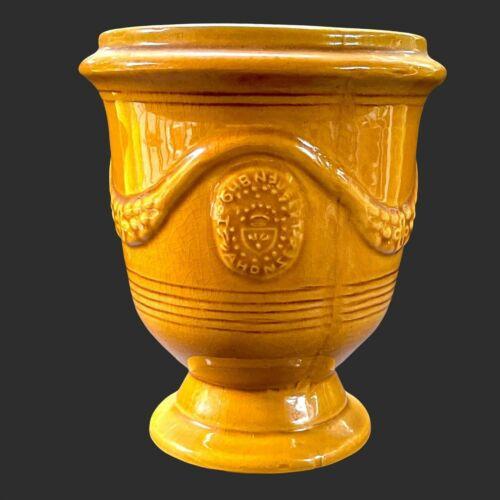 "Traditional Garden Pottery Vase 8"" x 6"""