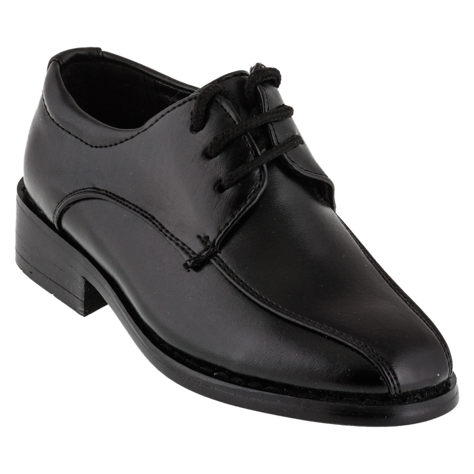 Innen Leder festliche Kinder Anzug Fest Schuhe Hochzeit Jungen Schnürschuhe NEU