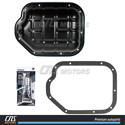 Engine Oil Pan for 00-09 Infiniti I30 I35 Nissan Maxima Murano Quest 111102Y000 ()