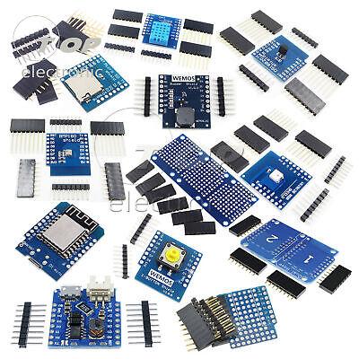 Wemos D1 Mini Nodemcu Wifi Development Board Relay Protoboard Shield Arduino