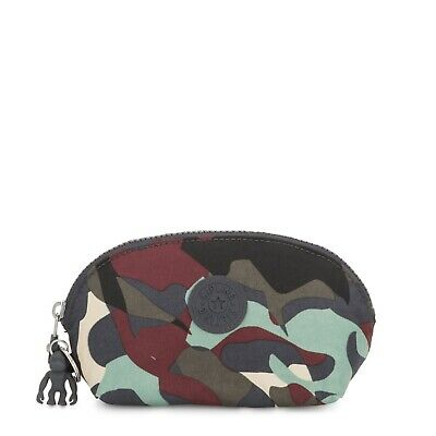 Kipling BAROE Medium Pouch CAMO L Print Holiday 2019 RRP £23