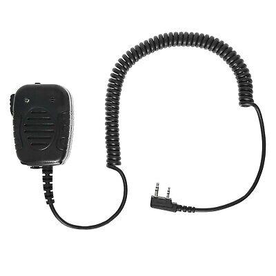 Clear Transmission Speaker Microphone For Kenwood Nx-220 Nx-240 Radio
